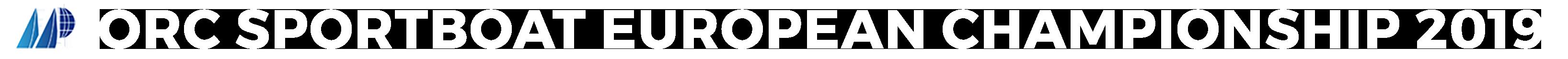 ORC SPORTBOAT EUROPEAN CHAMPIONSHIP 2019