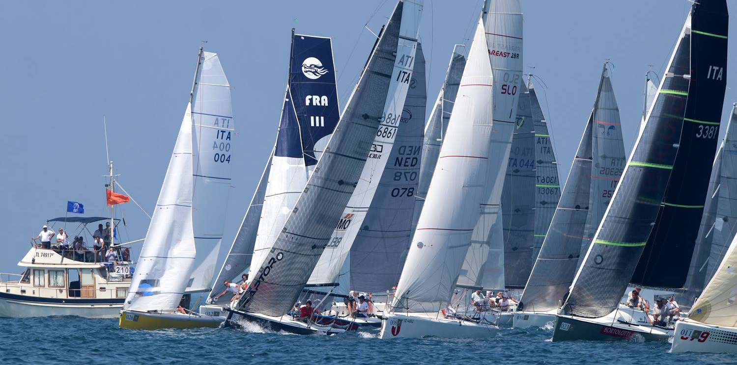 ENTRIES FORMING UP FOR THE 2019 ORC SPORTBOAT EUROPEANS