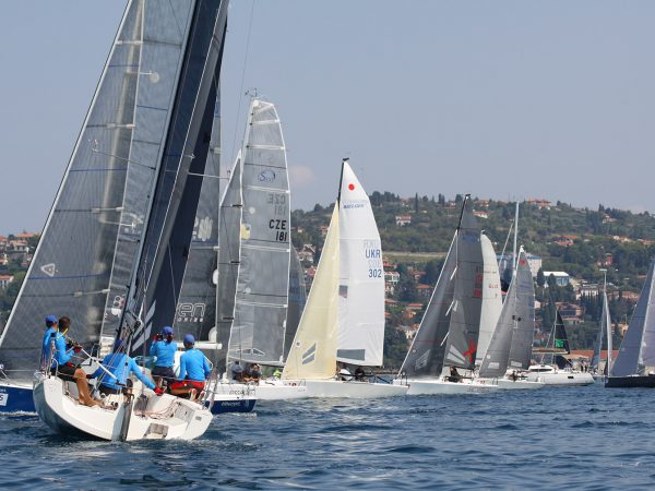 ORC Sportboats ready to race in Portoroz